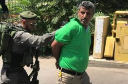 اعتقال ناشط ضد الاستيطان بالبلدة القديمة من الخليل