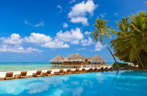 أجمل شواطئ المالديف