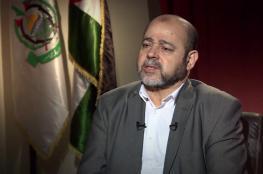 """أبو مرزوق يوجه مناشدة لعباس بشأن مواجهة """"صفقة القرن"""""""