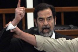 """مفاجأة """"مدفونة تحت الأرض"""" عثر عليها وقت القبض على صدام حسين"""