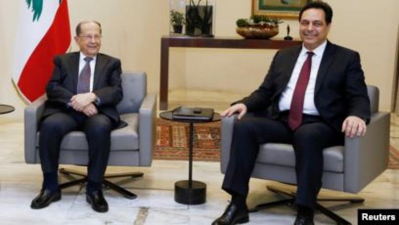تعرف على تشكيلة الحكومة اللبنانية الجديدة