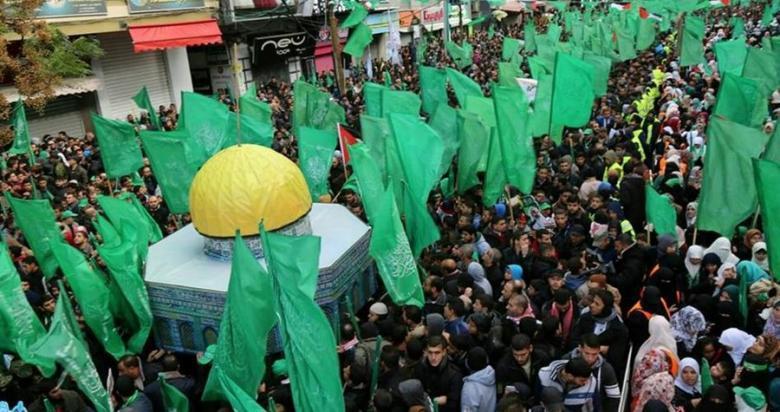 """حماس تدعو الشعب الفلسطيني لـ """"جمعة غضب"""" من أجل القدس"""
