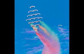 جولة في معرض الكويت للطيران 2020
