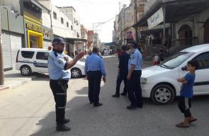 الشرطة تؤمن موكب جنازة القائد أحمد نمر