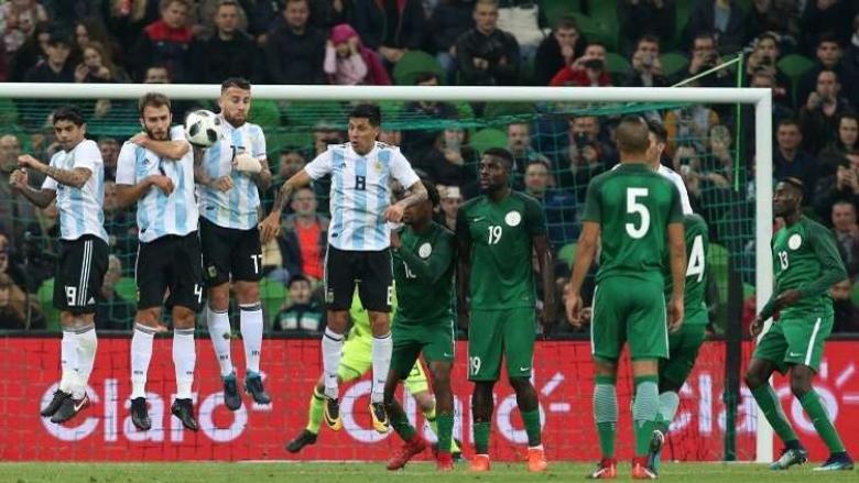 الأرجنتين تقع مع خصمها الدائم في كأس العالم