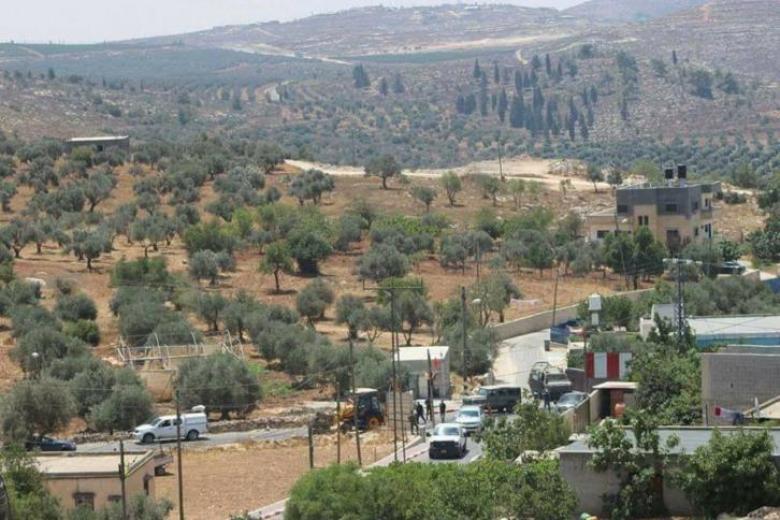 """الاحتلال يقرّر توسعة مستوطنة """"عمحاي"""" جنوب نابلس"""