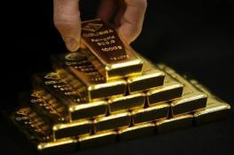 الذهب يتجه لملامسة أدنى مستوى في خمس سنوات