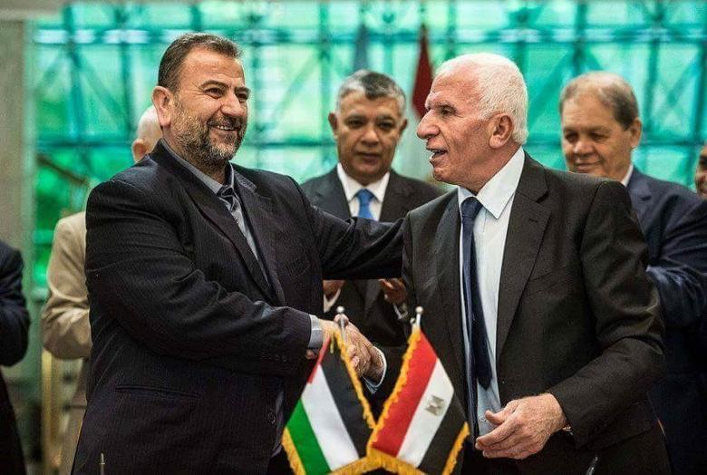 صحيفة:مصر تعد ورقة جديدة لإنهاء الانقسام الفلسطيني