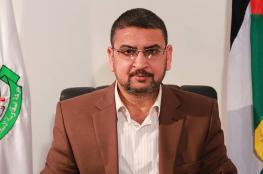حماس: مستعدون للتعاطي مع أي مقترح إيجابي لفتح معبر رفح