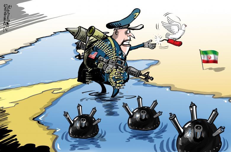 البنتاغون: لا نبحث عن مشاكل مع إيران
