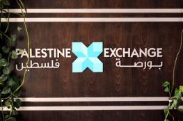 مؤشر بورصة فلسطين ينخفض بنسبة 0.33%
