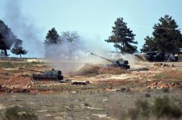 غارات روسية وقصف تركي شمال حلب
