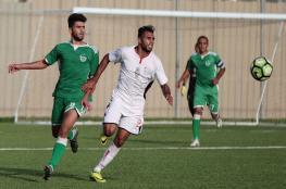 8 مباريات في دوري غزة اليوم