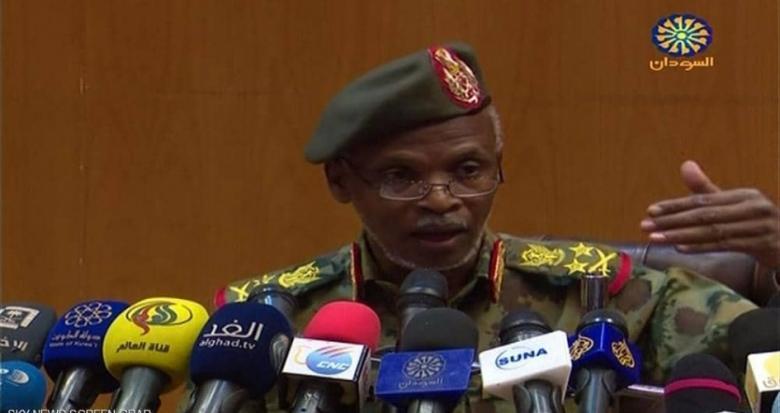 المجلس العسكري بالسودان: الحكومة الجديدة مدنية بالكامل
