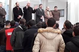 مدير شمال غزة يتفقد طلبة الثانوية العامة في مدرستي أم الفحم وجبل المكبر