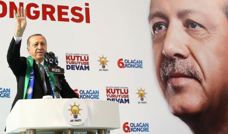 أردوغان: سنمنع الصراع بين الأشقاء في الخليج