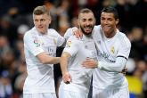 شبح لقب بطل الشتاء يطارد ريال مدريد مجددًا