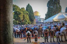 إغلاق مساجد القدس وصلاة عيد الأضحى في الأقصى