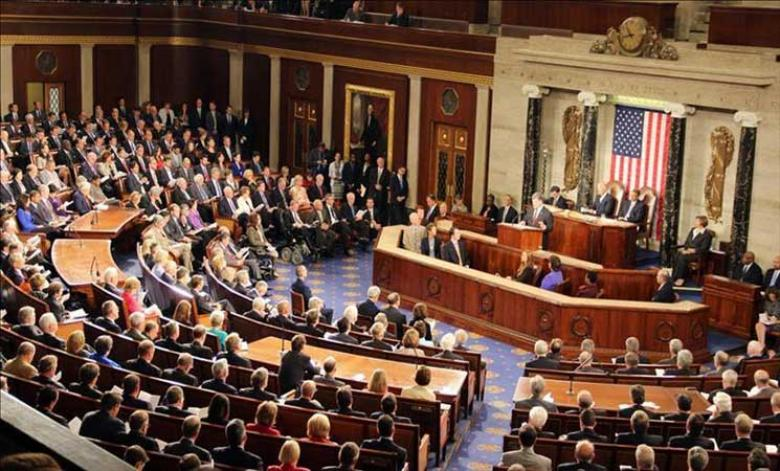 الكونغرس الأمريكي يبت الأسبوع في تخفيض مساعداته السلطة