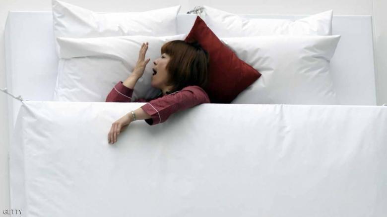 كيف تغرق في النوم خلال دقيقة؟