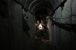 القناة 10: حماس قريبة من استعادة أنفاقها