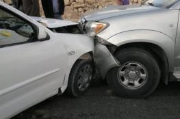 مصرع شاب وإصابة 4 آخرين بحادث سير بأريحا