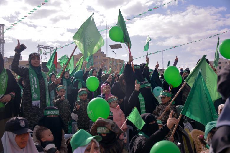 حماس .. مسيرة ثلاثين عاما في دقيقة