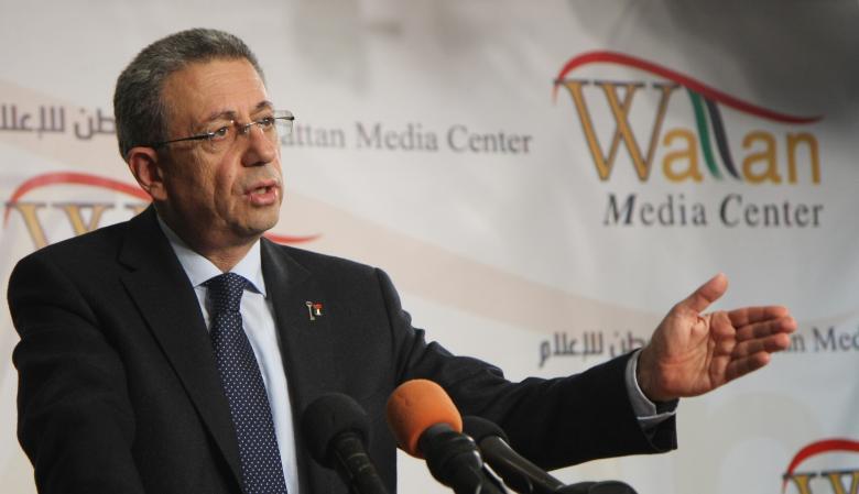 """البرغوثي: تشديد الحصار على غزة """"سياسة خطيرة"""""""