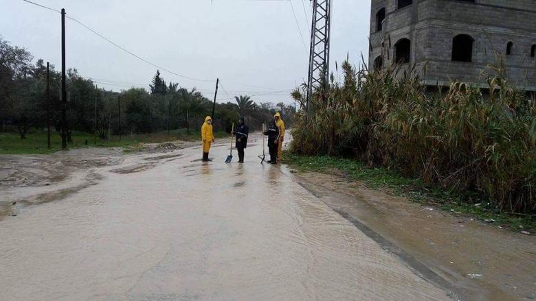 إعلان حالة الطوارئ في بلدية الزوايدة