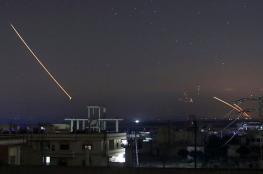 قصف إسرائيلي قرب دمشق.. وهذا هو الهدف
