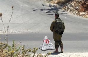 بعد إطلاق النار.. الاحتلال يغلق مداخل قرية أم سلمونة جنوب بيت لحم