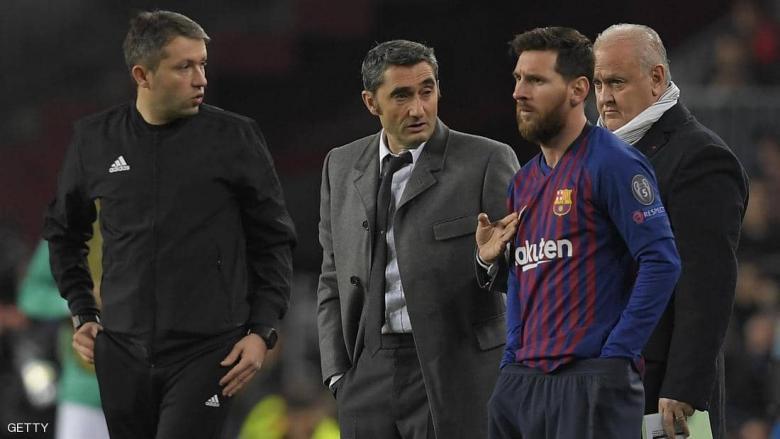 مدرب برشلونة يجيب على السؤال الصعب: هل تنوي الرحيل؟