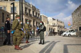 """حظر حركة المرور بين المدن في """"إسرائيل"""" لمنع تفشي كورونا"""
