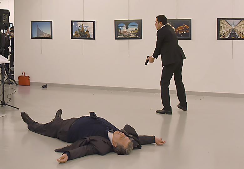 """مقتل السفير الروسي بتركيا.. """"السر"""" لا يزال مستعصياً"""