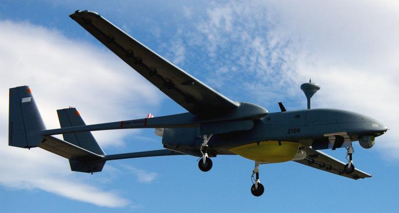 طائرة إسرائيلية مسيرة بمواصفات عالية.. تعرف عليها