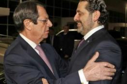 الحريري يعود للبنان ويحتفل بالاستقلال