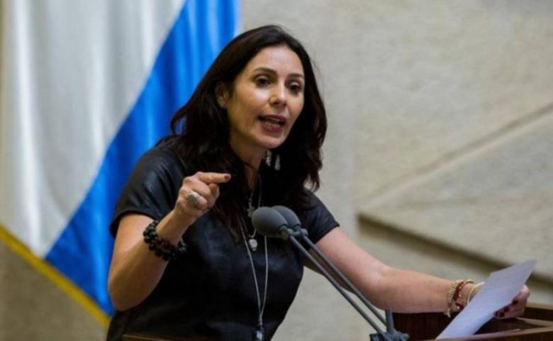 وزيرة إسرائيلية تطالب بملاحقة فنان فلسطيني