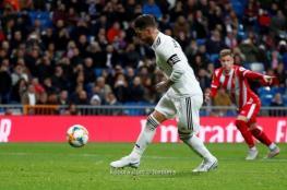 راموس يقود ريال مدريد لقلب الطاولة على جيرونا