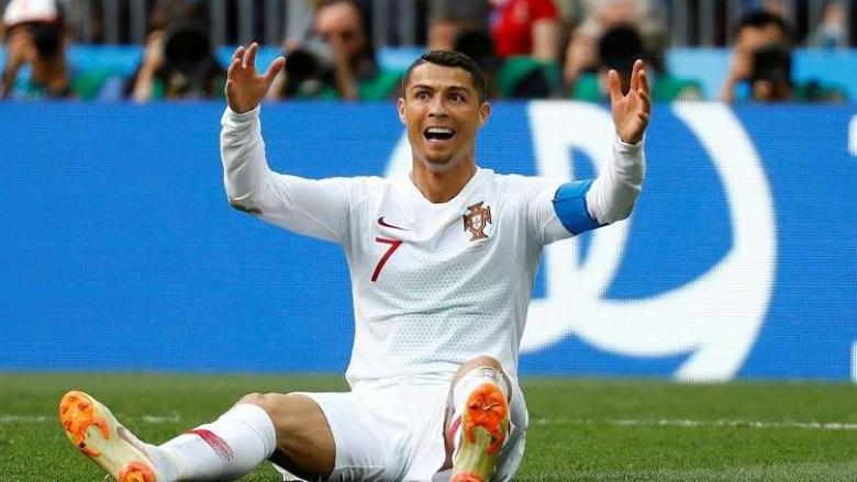 لعنة المغاربة تصيب رونالدو في مقتل!