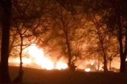 قرغيستان:32 قتيلا بتحطم طائرة تركية فوق مساكن