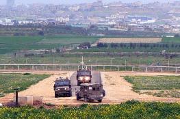 جيش الاحتلال يزرع متفجرات على الحدود مع غزة