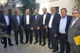 """مصادر: حماس توافق على """"تمكين"""" الحكومة بغزة بشروط"""