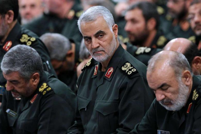 الجيش العراقي يكشف تفاصيل جديدة بشأن اغتيال سليماني