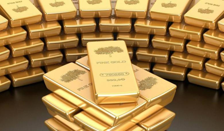 الذهب يتراجع عن مكاسبه