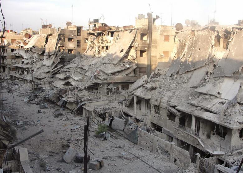 أوروبا تكشف عن خطة لإعادة إعمار سوريا