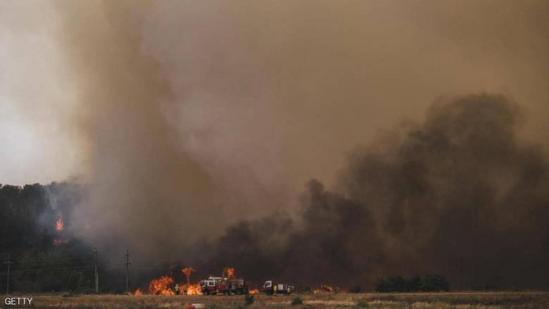 """ارتفاع """"تاريخي"""" بثاني أكسيد الكربون.. والسبب حرائق أستراليا"""