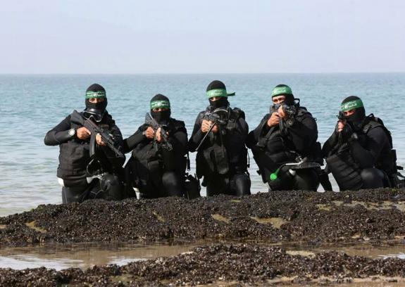 """ضابط إسرائيلي: معركتنا مع """"كوماندوز القسام"""" البحري ستكون رمز المعركة القادمة"""