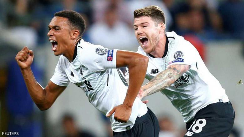 ليفربول يعود بفوز ثمين من هوفنهايم في أبطال أوروبا
