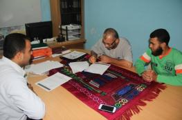 """جمعية """"نسيج"""" تنفذ مشاريع لأسر فقيرة في المغازي"""