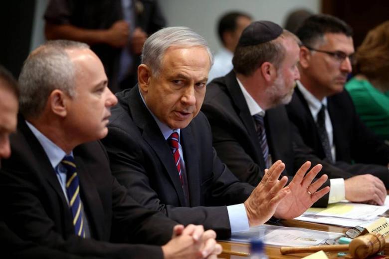 الكابينت الإسرائيلي يعقد جلسةً لبحث الأوضاع بغزة